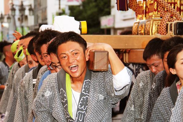 2016年 一関夏祭り 半纏