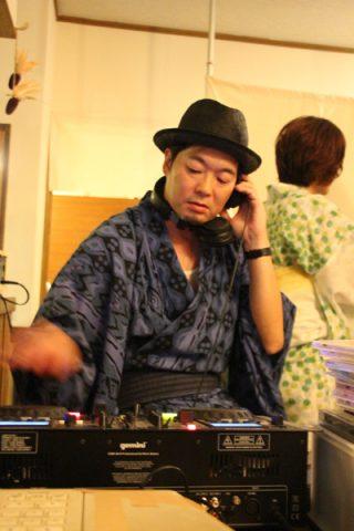 花巻 バダローネ 浴衣 パーティー06