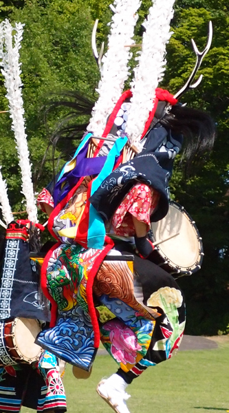 東京鹿踊02