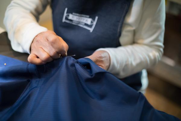 半纏 法被 縫製 仕立て 手縫い