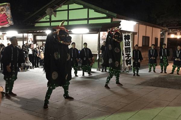 半纏・法被 オーダーメイド製作 神田獅子舞保存会 祭