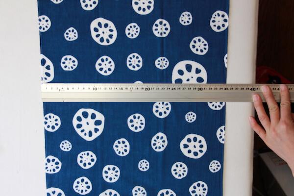 手拭い 小幅 横幅 サイズ 長さ 35cm