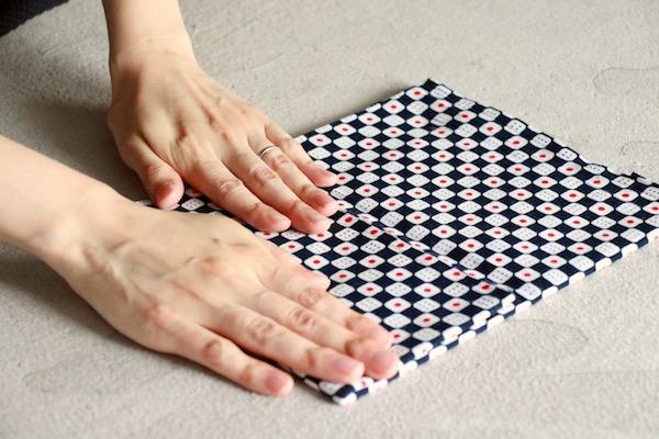 手拭い てぬぐい 手入れ 畳み方