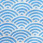 青海波 模様 柄 意味 由来 手ぬぐい てぬぐい 手拭い 製作 オリジナル 染め