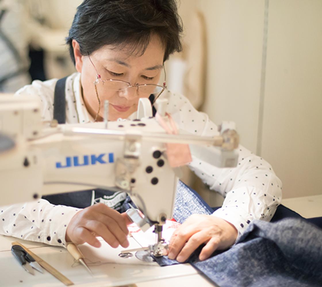 京屋でできること-縫製
