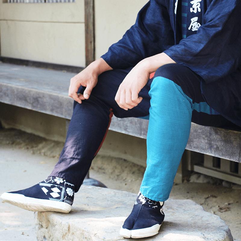 京屋オリジナル さっぱかま(猿袴)