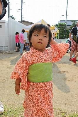 子供 浴衣 オーダーメイド 女の子
