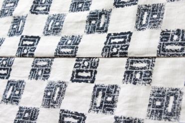 市松模様 和柄 日本 伝統 半纏 法被 意味