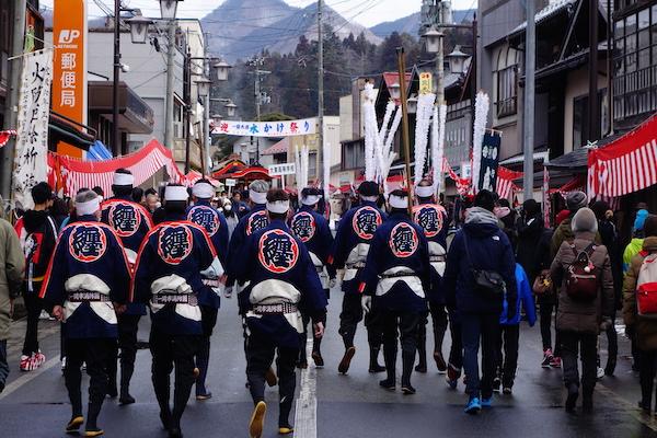 一関消防団纏組 伝統芸能 半纏 衣装 製作