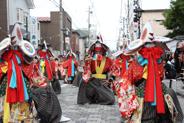 本寺地区神楽 神楽 伝統芸能 衣装 製作