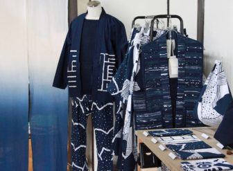 KOUGEI EXPO IN IWATE スノーピーク コラボ 半纏 手ぬぐい