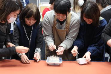 針供養 京屋染物店 2月8日