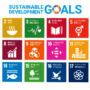 SDGs17の目標 持続可能な社会の実現のための17の目標  京屋染物店