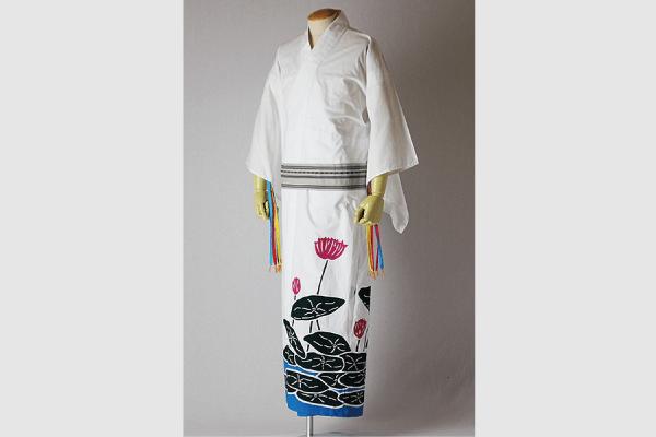 浴衣 オリジナルオーダーメイド製作 白浜剣舞